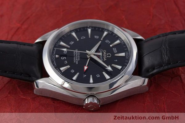 Used luxury watch Omega Seamaster steel automatic Kal. 8605 Ref. 231.13.43.22.01.001  | 160436 05