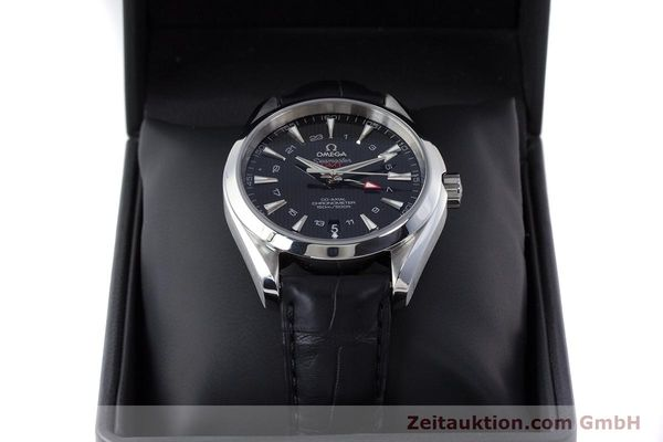 Used luxury watch Omega Seamaster steel automatic Kal. 8605 Ref. 231.13.43.22.01.001  | 160436 07