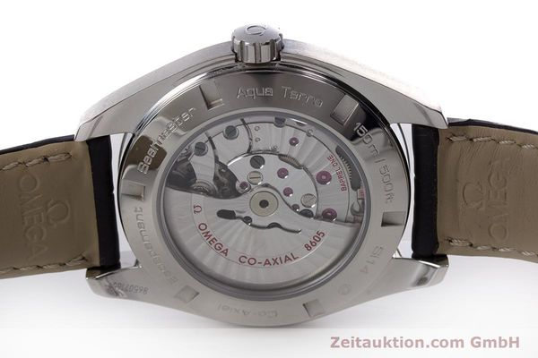 Used luxury watch Omega Seamaster steel automatic Kal. 8605 Ref. 231.13.43.22.01.001  | 160436 08