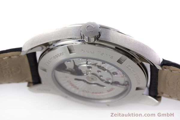 Used luxury watch Omega Seamaster steel automatic Kal. 8605 Ref. 231.13.43.22.01.001  | 160436 11