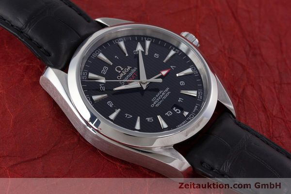 Used luxury watch Omega Seamaster steel automatic Kal. 8605 Ref. 231.13.43.22.01.001  | 160436 15