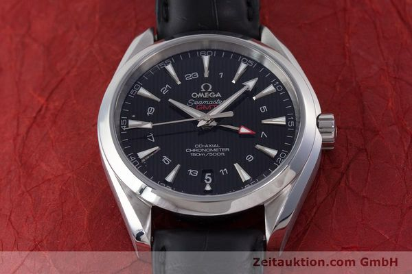 Used luxury watch Omega Seamaster steel automatic Kal. 8605 Ref. 231.13.43.22.01.001  | 160436 16