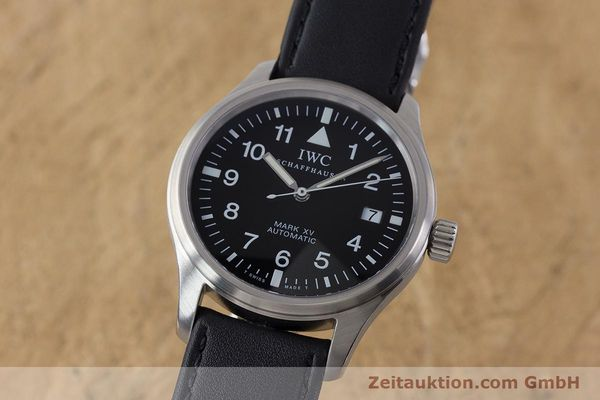 IWC MARK XV STEEL AUTOMATIC KAL. 37524 LP: 4340EUR [160437]