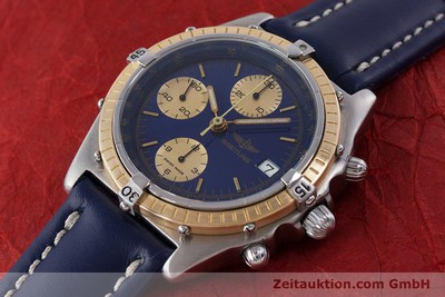BREITLING CHRONOMAT COCKPIT CHRONOGRAPH GOLD/STAHL SERIE SPECIALE VP: 6690,- Euro [160438]