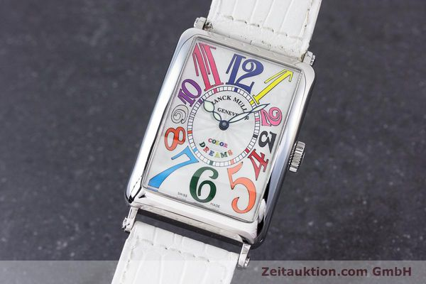 FRANCK MULLER COLOR DREAMS ACCIAIO AUTOMATISMO KAL. 2800V LP: 12000EUR [160439]