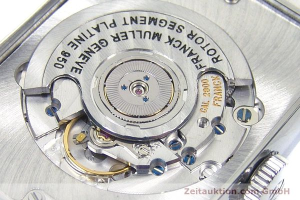 Used luxury watch Franck Muller Color Dreams steel automatic Kal. 2800V Ref. 1200SC  | 160439 10