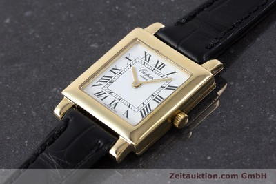 CHOPARD ORO 18 CT QUARZO KAL. ETA 976.001 LP: 3170EUR [160442]