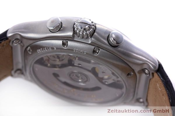 Used luxury watch Ebel 1911 chronograph steel automatic Kal. 137 Ref. 9137240  | 160446 11