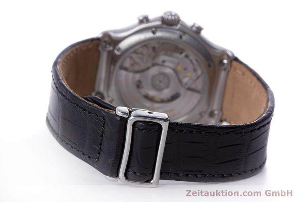 Used luxury watch Ebel 1911 chronograph steel automatic Kal. 137 Ref. 9137240  | 160446 12