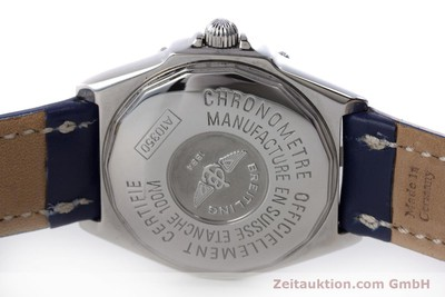 BREITLING WINGS COCKPIT CHRONOMETER AUTOMATIK HERRENUHR A10350 VP: 3930,- EURO [160457]