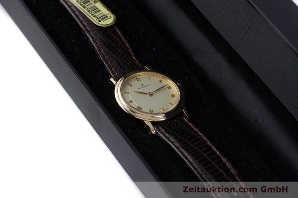 Used luxury watch Blancpain Villeret 18 ct red gold manual winding Kal. 21  | 160461 07