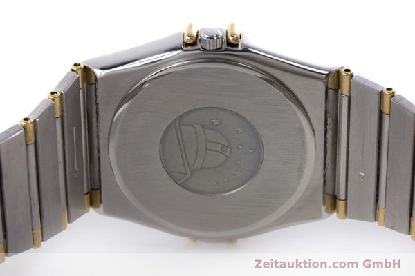 Used luxury watch Omega Constellation steel / gold quartz Kal. 1044 ETA 255.471  | 160467 09
