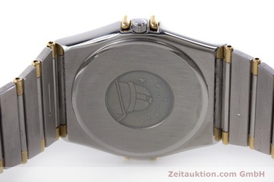 OMEGA CONSTELLATION STEEL / GOLD QUARTZ KAL. 1044 ETA 255.471 LP: 3220EUR [160467]