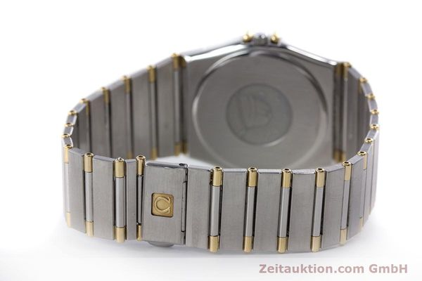 Used luxury watch Omega Constellation steel / gold quartz Kal. 1044 ETA 255.471  | 160467 10