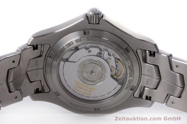Used luxury watch Tag Heuer Link steel automatic Kal. 6 Ref. WJF211A  | 160474 09