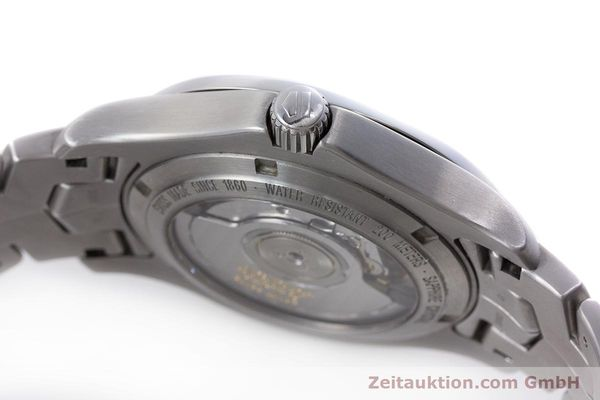 Used luxury watch Tag Heuer Link steel automatic Kal. 6 Ref. WJF211A  | 160474 11