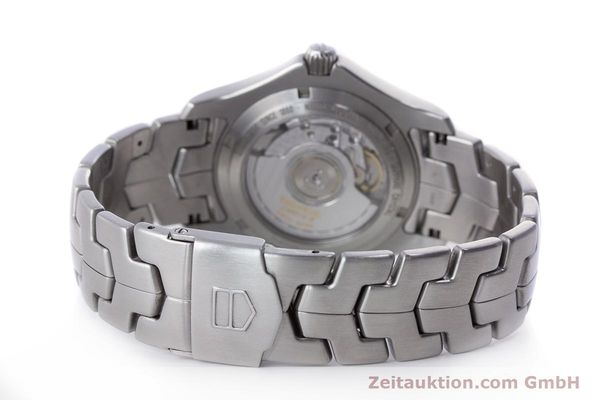 Used luxury watch Tag Heuer Link steel automatic Kal. 6 Ref. WJF211A  | 160474 12