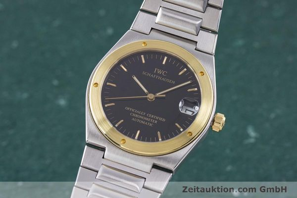 IWC INGENIEUR STEEL / GOLD AUTOMATIC KAL. 887 LP: 5900EUR [160478]