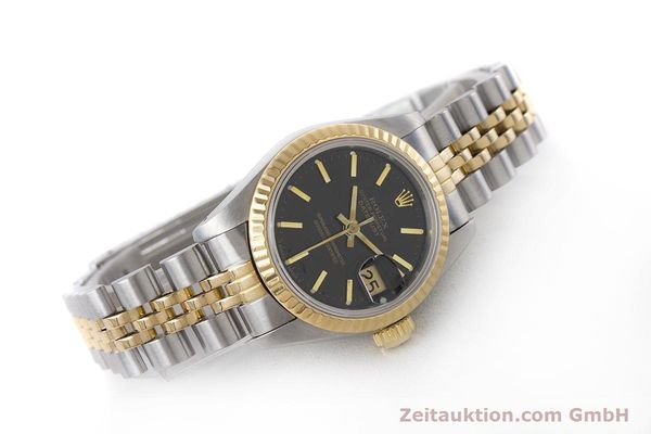 Used luxury watch Rolex Lady Datejust steel / gold automatic Kal. 2135 Ref. 69173  | 160479 03