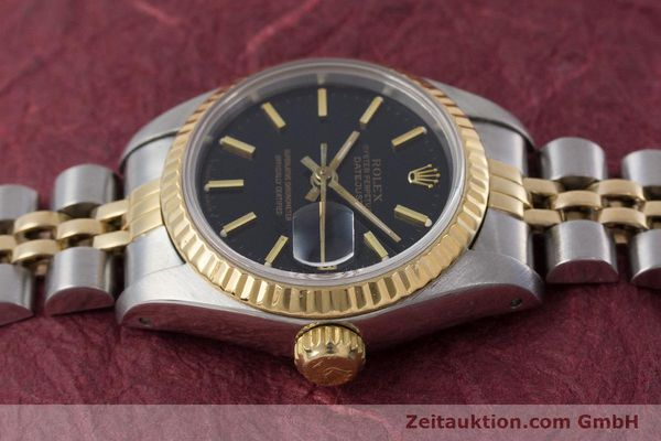 Used luxury watch Rolex Lady Datejust steel / gold automatic Kal. 2135 Ref. 69173  | 160479 05
