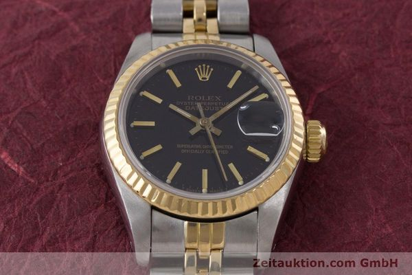 Used luxury watch Rolex Lady Datejust steel / gold automatic Kal. 2135 Ref. 69173  | 160479 17