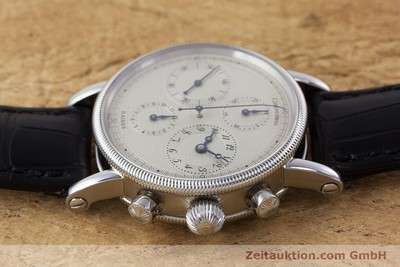 CHRONOSWISS KAIROS CHRONOGRAPH STEEL AUTOMATIC KAL. 753 LP: 6100EUR [160483]