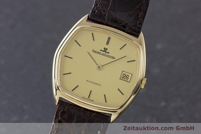 JAEGER LE COULTRE 18 CT GOLD AUTOMATIC KAL. 900 [160501]