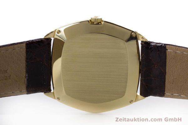 Used luxury watch Jaeger Le Coultre * 18 ct gold automatic Kal. 900  | 160501 08