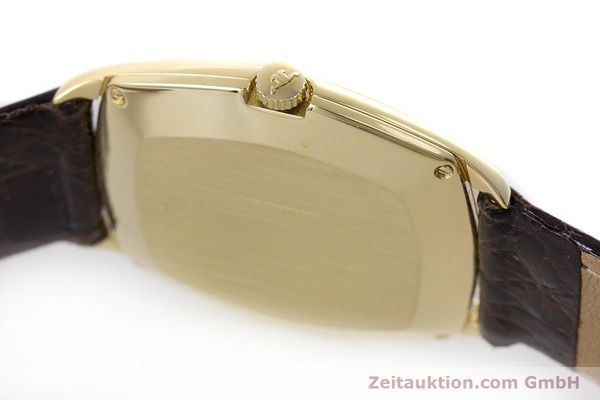 Used luxury watch Jaeger Le Coultre * 18 ct gold automatic Kal. 900  | 160501 11