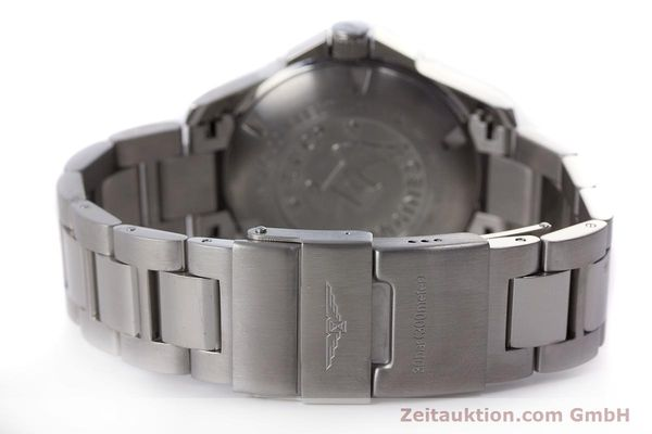 Used luxury watch Longines Hydro Conquest steel automatic Kal. L 633.5 ETA 2824-2 Ref. L3.641.4  | 160509 13