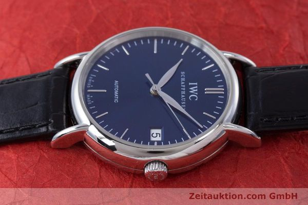 Used luxury watch IWC Portofino steel automatic Kal. 30110 Ref. 3564  | 160510 05