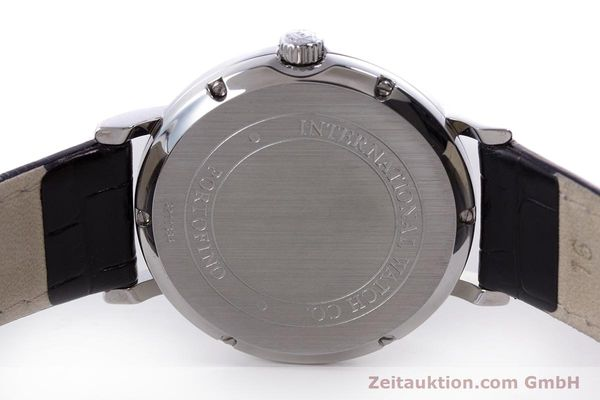 Used luxury watch IWC Portofino steel automatic Kal. 30110 Ref. 3564  | 160510 08