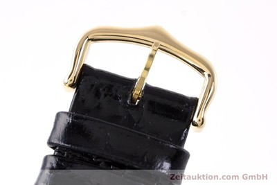 CARTIER TANK FRANCAISE 18 CT GOLD QUARTZ KAL. 212P [160511]