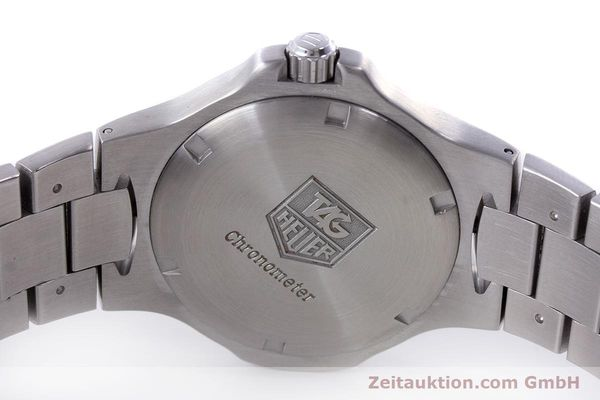 Used luxury watch Tag Heuer Kirium steel automatic Kal. ETA 2892-A2 Ref. WL5111  | 160517 09