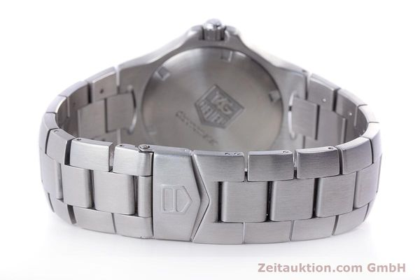 Used luxury watch Tag Heuer Kirium steel automatic Kal. ETA 2892-A2 Ref. WL5111  | 160517 12