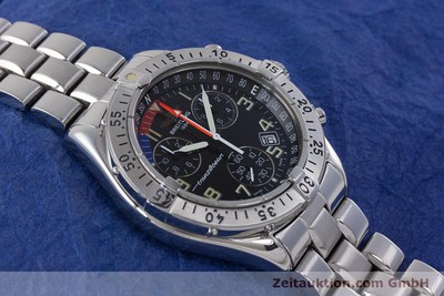 BREITLING TRANSOCEAN YACHTING SHARK CHRONOGRAPH HERRENUHR A53040.1 VP: 2740,- Euro [160521]