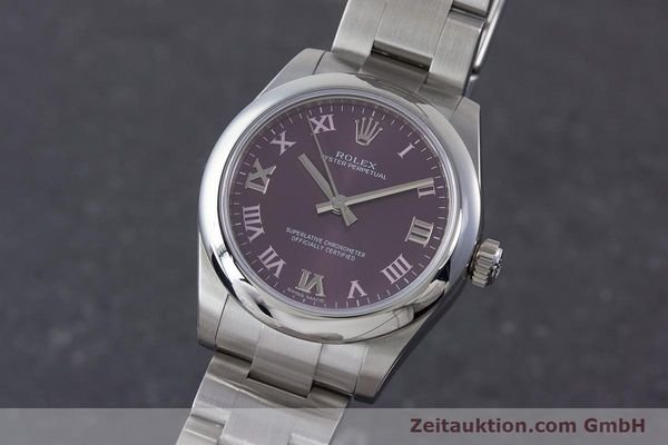 ROLEX OYSTER PERPETUAL ACCIAIO AUTOMATISMO LP: 4250EUR [160547]