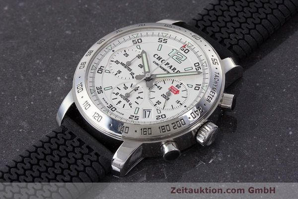 Used luxury watch Chopard Mille Miglia chronograph steel automatic Kal. ETA 2894-2 Ref. 8932 LIMITED EDITION | 160554 01