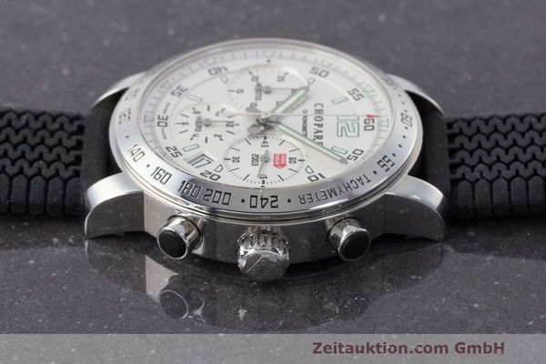Used luxury watch Chopard Mille Miglia chronograph steel automatic Kal. ETA 2894-2 Ref. 8932 LIMITED EDITION | 160554 05
