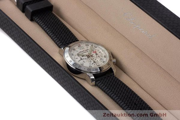 Used luxury watch Chopard Mille Miglia chronograph steel automatic Kal. ETA 2894-2 Ref. 8932 LIMITED EDITION | 160554 07