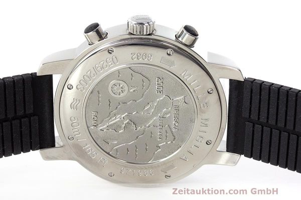 Used luxury watch Chopard Mille Miglia chronograph steel automatic Kal. ETA 2894-2 Ref. 8932 LIMITED EDITION | 160554 09