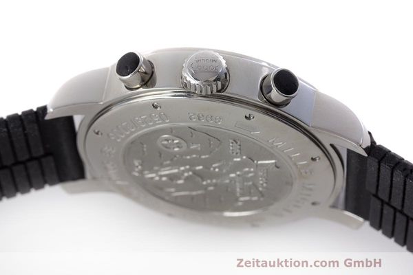 Used luxury watch Chopard Mille Miglia chronograph steel automatic Kal. ETA 2894-2 Ref. 8932 LIMITED EDITION | 160554 11