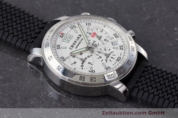Used luxury watch Chopard Mille Miglia chronograph steel automatic Kal. ETA 2894-2 Ref. 8932 LIMITED EDITION | 160554 14