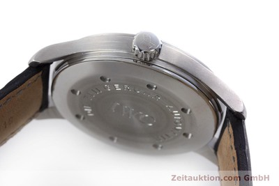 IWC MARK XV STEEL AUTOMATIC KAL. 30110 LP: 4340EUR [160557]