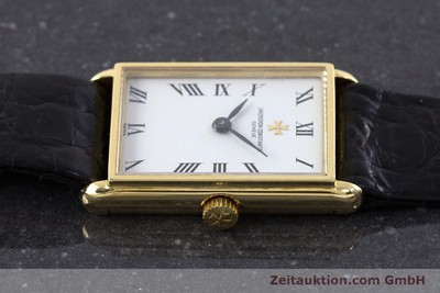 VACHERON & CONSTANTIN 18 CT GOLD MANUAL WINDING KAL. 1052 VINTAGE [160558]