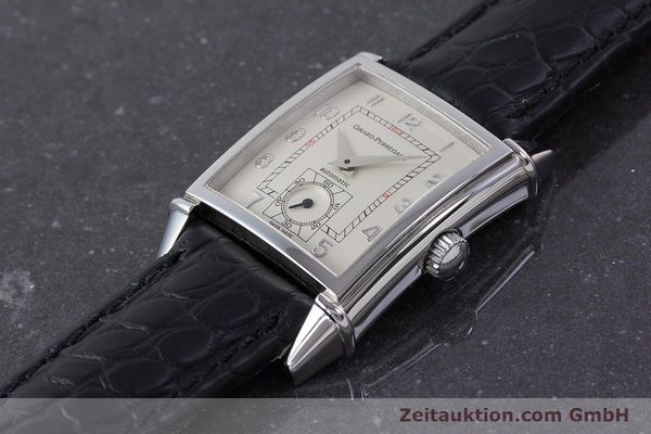 Used luxury watch Girard Perregaux Vintage steel automatic Kal. 3200 Ref. 2593  | 160562 01