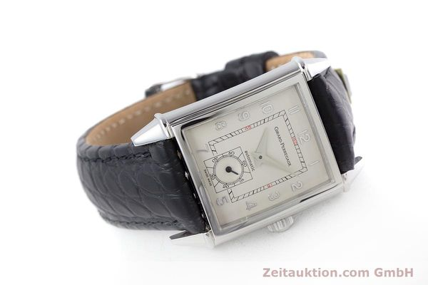 Used luxury watch Girard Perregaux Vintage steel automatic Kal. 3200 Ref. 2593  | 160562 03