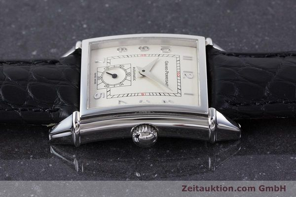 Used luxury watch Girard Perregaux Vintage steel automatic Kal. 3200 Ref. 2593  | 160562 05