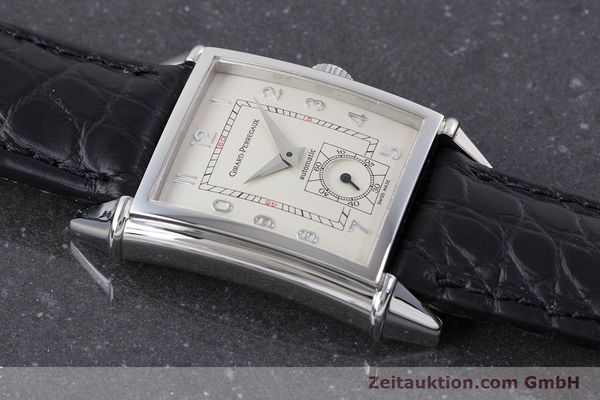Used luxury watch Girard Perregaux Vintage steel automatic Kal. 3200 Ref. 2593  | 160562 12