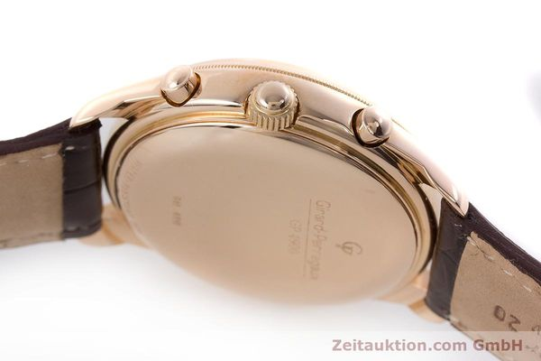 Used luxury watch Girard Perregaux Olimpico chronograph 18 ct gold automatic Kal. 8000-264 Ref. 4910  | 160565 11